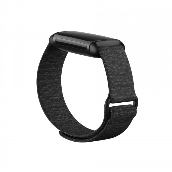 Charge 5, Hook & Loop Band,Charcoal,Large