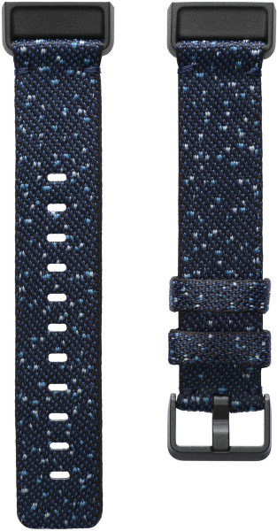 Charge 4, Woven Band,Midnight,Small
