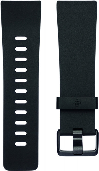 Versa 2, Classic Accessory Band, Black, Large