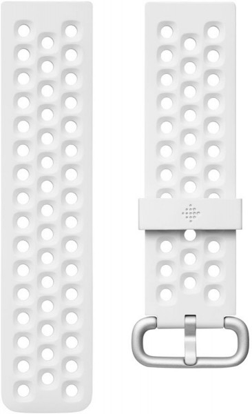 Versa 2, Sport Band, Frost White, Small