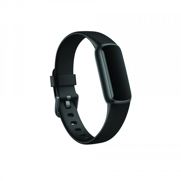 Luxe, Classic Band, Black, Large