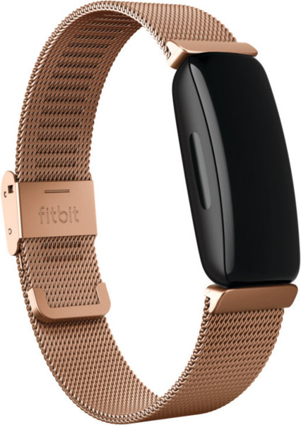 Inspire 2, Stainless Steel Mesh, Rose Gold, One Size