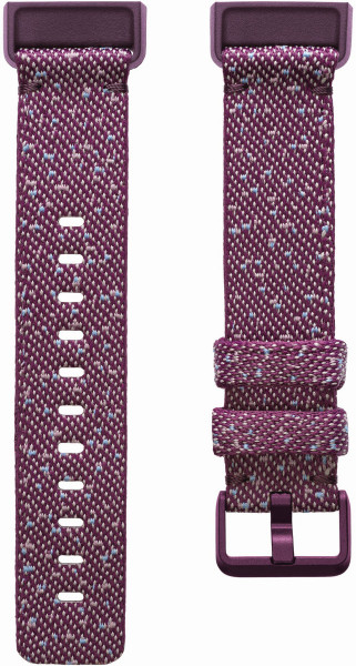 Charge 4, Woven Band,Rosewood,Large