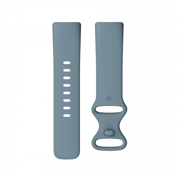 Charge 5, Infinity Band,Steel Blue,Large